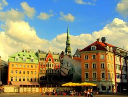 Riga by unravel-the-sky