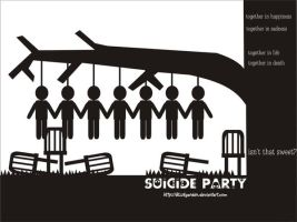 Sucide Party by Club-Vector