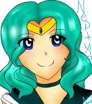 Sailor Neptune~ by PixelatedFairy