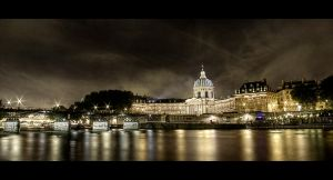 Institut of France 2 by ArtSouilleurs