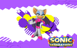 Sonic Generations-Rouge by Nibroc-Rock