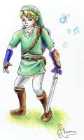 Link by Kosmotiel