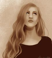 Joanna Newsom by brusierkee