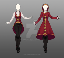 [Closed] Adoptable Outfit Auction - #3 by Omaryka