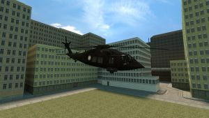 Nexus Helicopter by serious-sam-64-64