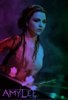 Amy Lee by br0oken