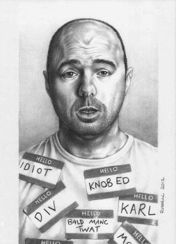 Karl Pilkington by Bungle0