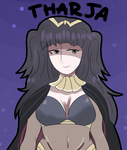 tharja for a friend by Pluel