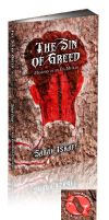 The Sin of Greed 3D Book Cover by Miyasia