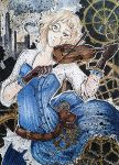 Steampunk ACEO by squeaky-feather