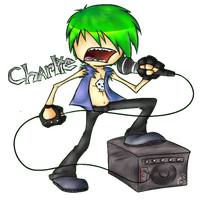 .:Charlie Murder:. by PPGxRRB-FAN