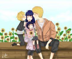 uzumaki family by CariAguilar