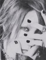 Aoi - the GazettE by infuse-into