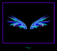 First Wing Paired by Sylverkitti