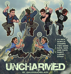 Uncharmed charms available! by GalooGameLady