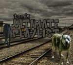 CD Cover Front by Friviolity