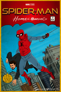 Homecoming Cover by TJJones96