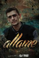 Allame Poster by EsegaGraphic