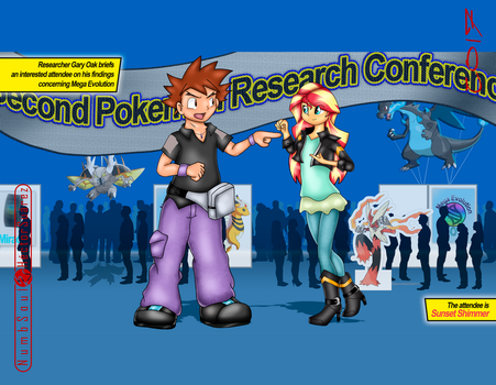 {COM} madmatt88 - At the Pokemon Research Con by Numbsoul