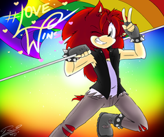 Life of a Scourge - #LoveWins by LoaS-ScourgeTH