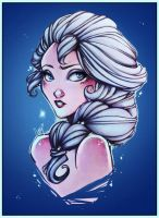 .:The Cold Never Bothered Me:. by BlissfulGold