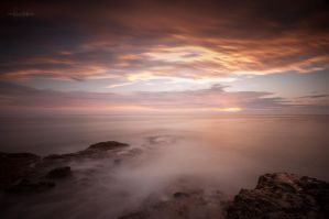 Sunset Cliffs LE Non-HDR by Creative--Dragon