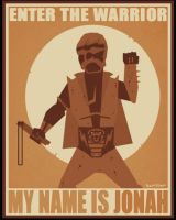 My Name Is Jonah by Hartter
