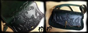 Tree of life purse by Feral-Workshop
