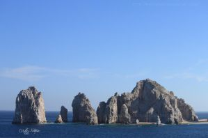 Cabo San Lucas Lands End by plutoplus1