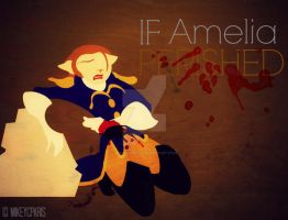 If Amelia PERISHED by MIKEYCPARISII