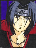 Itachi by Northwolf89