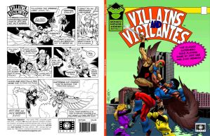 Villains+Vigilantes2.1Cover by JeffDee