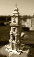 Mini Clock Tower by Mobtasmah-photo