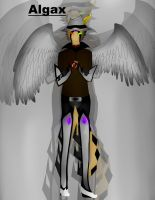 .:.Algax's Official look.:. by M3CHY