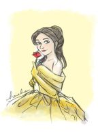 Belle by nahsiah