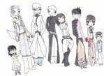 Costumes 3021 first by timestoneauthor203