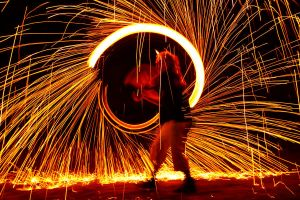 Playing with Fire II by skypho
