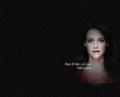 Bella- Wallpaper by chanteusesanders