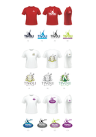 Logo and Tshirt for Tivoli by rusadrianewald