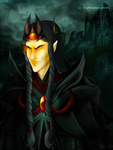 Sauron... by imperator-antea