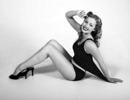 Classic Pinup by TruemarkPhotography