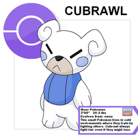 Cubrawl by Cerulebell