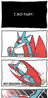 MEGA SALAMENCE by Dragonith