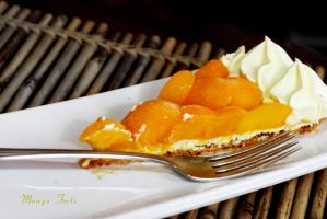 Mango Torte by Foodtrip