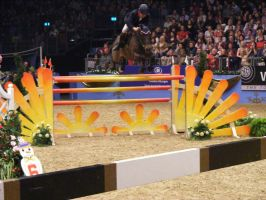 Olympia Showjumping by Steffie86