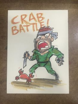 BCC 2016 - Crab Battle Quickie by Underburbs