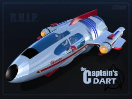 The Captain's DART by Ptrope
