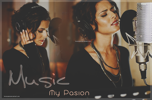 Music is my Pasion by terenaam