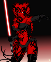 Star Wars Legacy 2 Colored by Theo-Kyp-Serenno