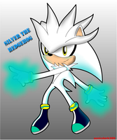 Silver the Hedgehog 2 by darkmanu389